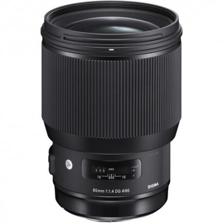 Obiektyw SIGM ART 85mm F1.4 DG HSM Canon