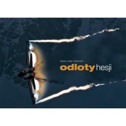 """Album fotografii lotniczej """"ODLOTY HESJI 1"""" - Sławek """"Hesja"""" Krajniewski"""
