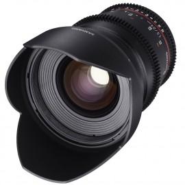 Obiektyw Samyang 24mm T1.5 VDSLR II Nikon