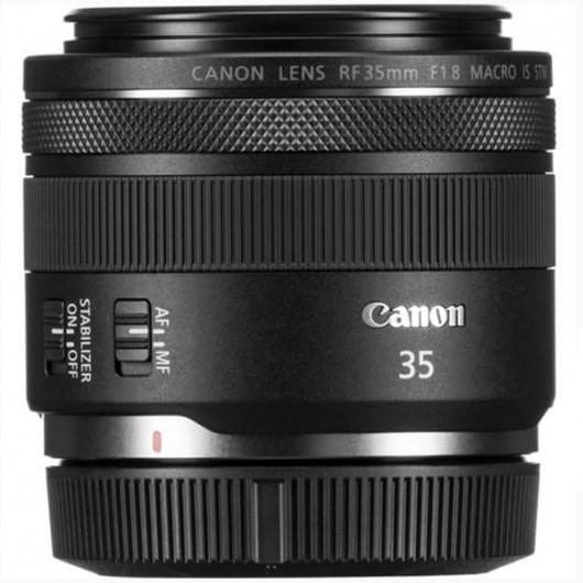 Obiektyw Canon RF 35mm F1.8 MACRO IS STM