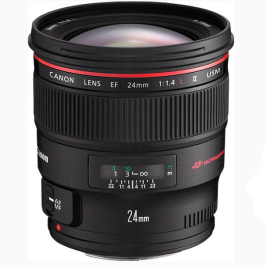 Obiektyw Canon EF 14mm f/2,8L USM II