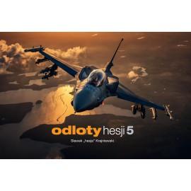 """Album fotografii lotniczej """"ODLOTY HESJI 5"""" - Sławek """"Hesja"""" Krajniewski"""