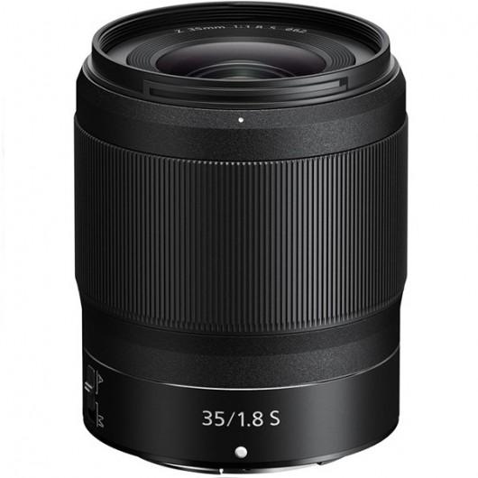 Obiektyw Nikkor Z 35mm f/1.8 S