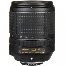 Obiektyw AF-S DX NIKKOR NIKON 18-140mm f/3.5-5.6G ED VR
