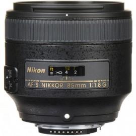 Obiektyw AF-S NIKKOR NIKON 85mm f/1.8G