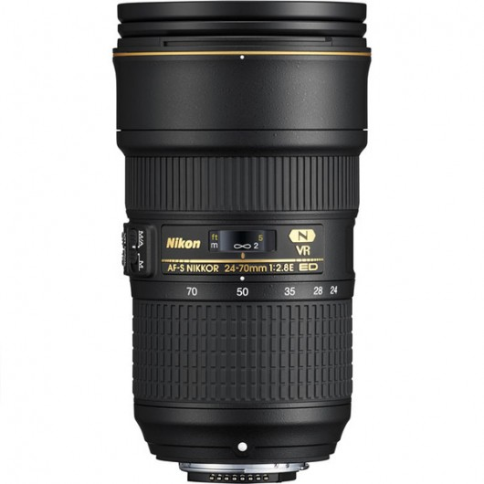 Obiektyw NIKKOR 24-70mm f/2.8E ED VR