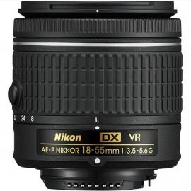 Obiektyw NIKKOR NIKON AF-P DX 18-55mm F/3.5-5.6G VR