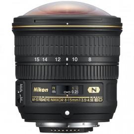 Obiektyw AF-S FISHEYE NIKKOR NIKON 8-15mm f/3.5-4.5E ED