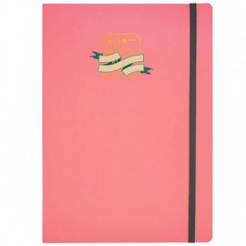 Album Fujifilm Instax Accordion Scrapbook PINK