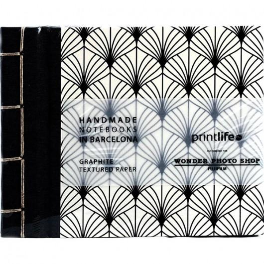 Album Printlife Instax Scrapbook - JAPAN Graphite 15x13cm z obszyciem AJ8GV97