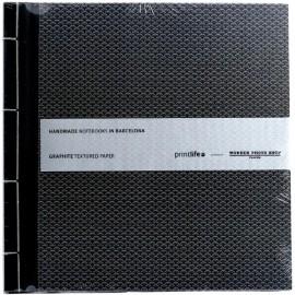 Album Printlife Instax Scrapbook - JAPAN Graphite 30x30cm z obszyciem