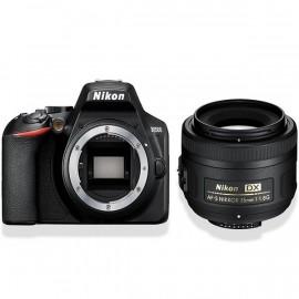 Lustrzanka NIKON D3500 + AF-S DX 35mm f/1.8