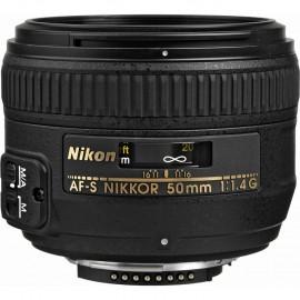 Obiektyw AF-S NIKKOR NIKON 50mm f/1.4G