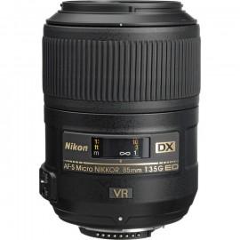 Obiektyw AF-S DX Micro NIKKOR NIKON 85mm f/3.5G ED VR