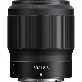 Obiektyw NIKKOR NIKON Z 50mm f/1.8 S