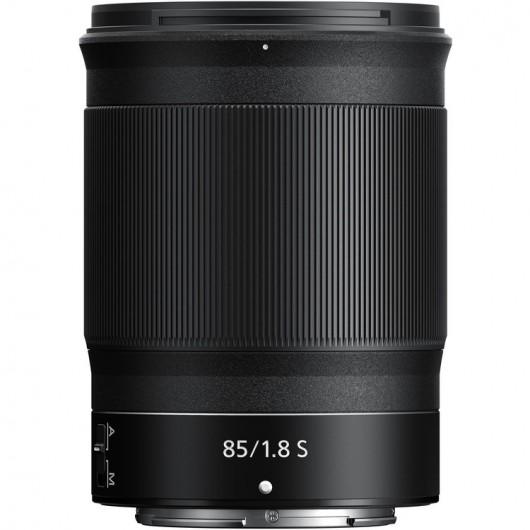 Obiektyw NIKKOR Z 85mm f/1.8 S PRZEDSPRZEDAŻ