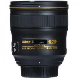 Obiektyw NIKKOR NIKON AF-S 24 mm f/1.4G ED