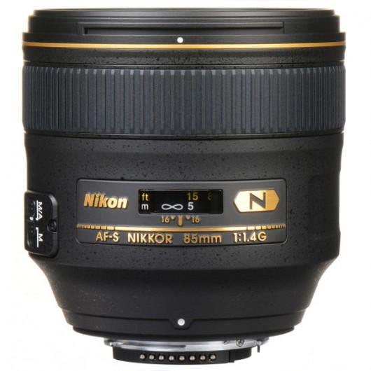 Nikon Nikkor AF-S 85 mm f/1.4G