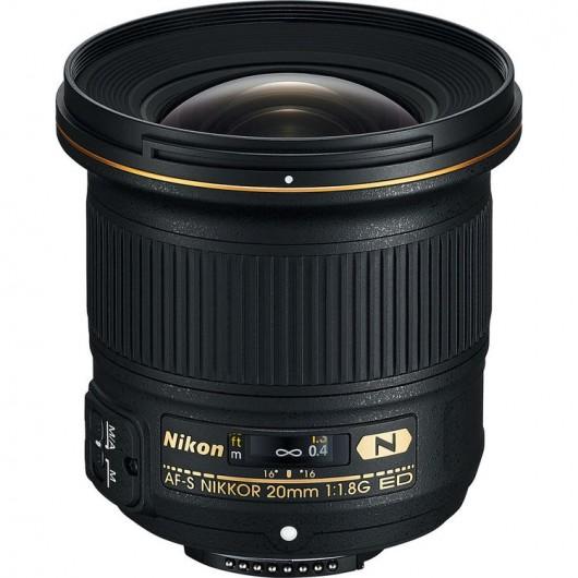 Obiektyw Nikon Nikkor AF-S 20 mm f/1.8G ED