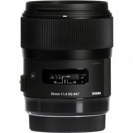 Obiektyw SIGMA 35mm f/1.4 DG HSM ART Nikon