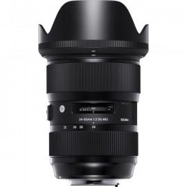 Obiektyw Sigma 24-35mm f/2 DG HSM Art Nikon