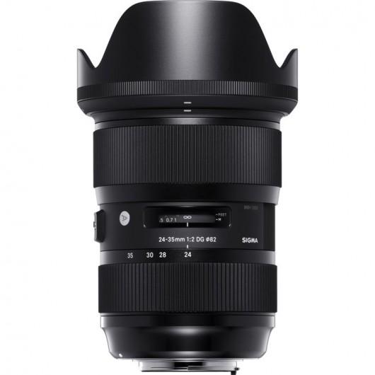 Obiektyw Sigma 24-35mm f/2 DG HSM Art