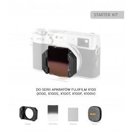 Zestaw filtrowy NiSi STARTER kit Prosories do serii Fuji X100 / X70