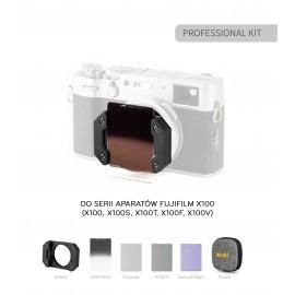 Zestaw filtrowy NiSi PROFESSIONAL kit Prosories do serii Fuji X100 / X70