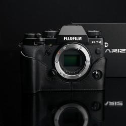Half case GARIZ do Fuji X-T2 kolor Czarny XS-CHXT2BK