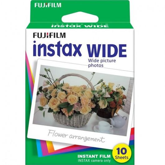 Wkład Fujifilm Instax Wide 10/PK na 10 zdjęć