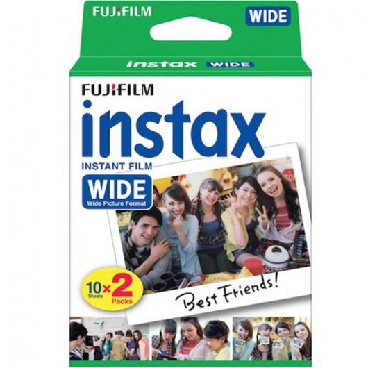 Wkład Fujifilm Instax Wide 2x10/PK na 20 zdjęć