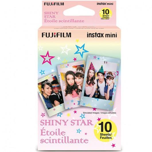 Wkład Fujifilm Instax Mini SHINY STAR 10/PK na 10 zdjęć