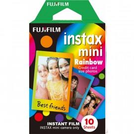 Wkład Fujifilm Instax Mini RAINBOW 10/PK na 10 zdjęć