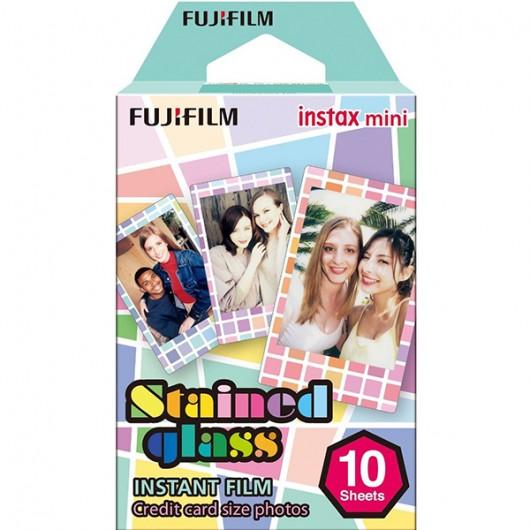 Wkład Fujifilm Instax Mini STAINED GLASS 10/PK na 10 zdjęć