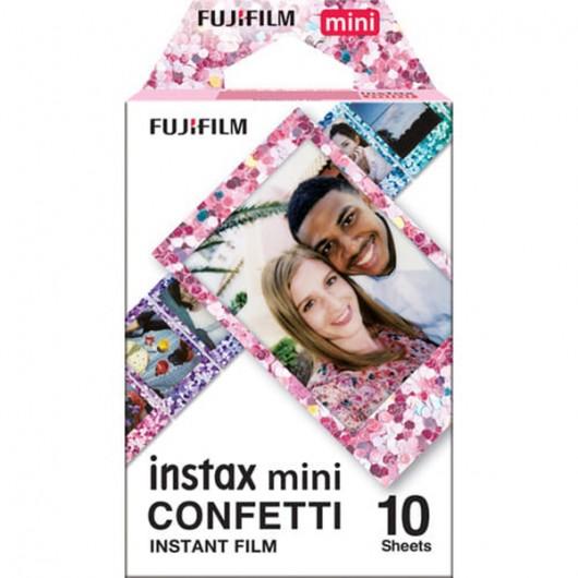 Wkład Fujifilm Instax Mini CONFETTI - RAMKA KONFETTI 10/PK na 10 zdjęć