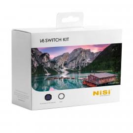 NiSi 100mm V6 Switch kit (V6 NC CPL + Switch)