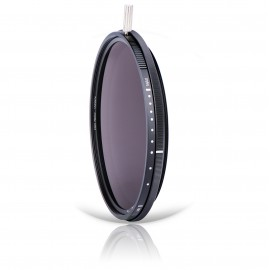 Filtr Szary Regulowany NiSi Pro Nano Enhance ND-VARIO 5-9 Stops (ND32-512) – 55mm