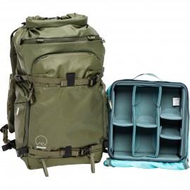 Plecak z wkładem Shimoda Action X30 Starter Kit - Army Green