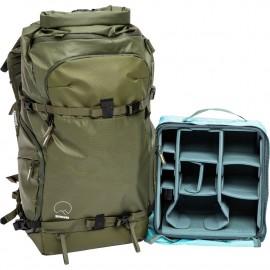 Plecak z wkładem Shimoda Action X50 Starter Kit - Army Green