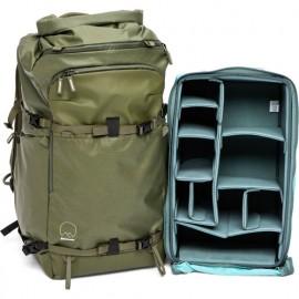 Plecak z wkładem Shimoda Action X70 Starter Kit - Army Green