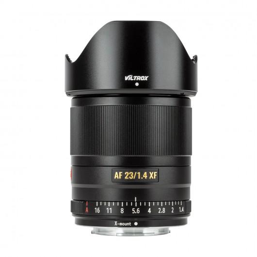 Viltrox PFU RBMH 85mm f/1.8 STM Fujifilm X