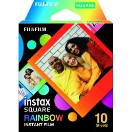 Wkład Fujifilm Instax Square RAINBOW 10/PK na 10 zdjęć