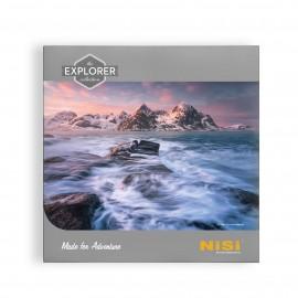NiSi 150mm Explorer nano IR GND8 (0.9 / 3 stops) Medium - Filtr 150x170mm