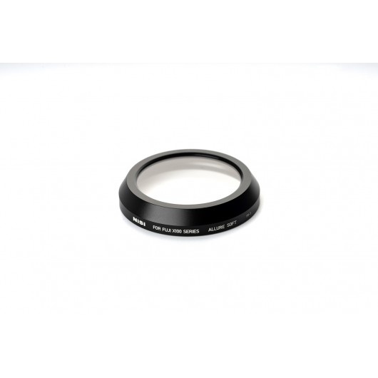 Filtr dyfuzyjny NiSi Allure Soft do FUJIFILM X100 series / X70 - BLACK