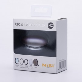 Soczewka Macro NiSi Close-Up Lens kit NC (II) – 77mm