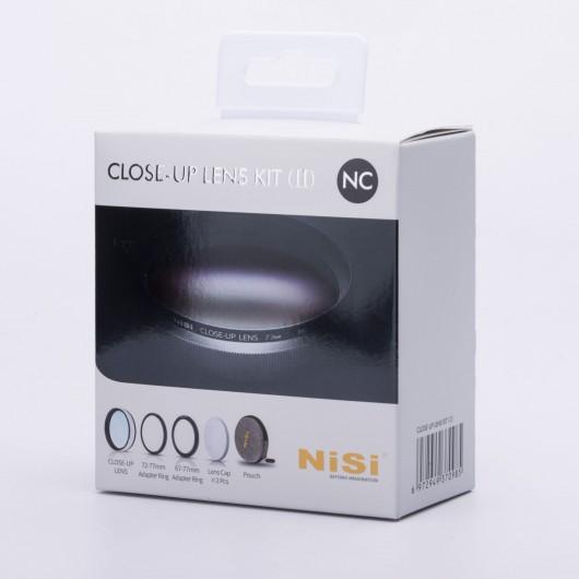 NiSi Close-Up Lens kit NC - soczewka makro
