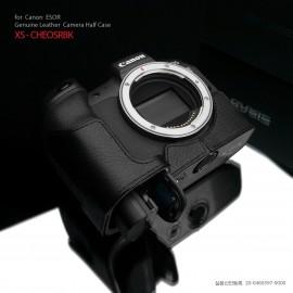 GARIZ XS-CHEOSRBK half case do Canon EOS R - black/czarny