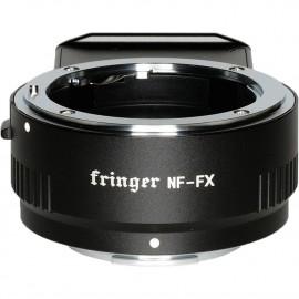 Adapter bagnetowy FRINGER NF-FX1 z autofocusem (Nikon F-Fujifilm X)