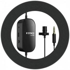 Synco S6M mikrofon krawatowy z odsłuchem