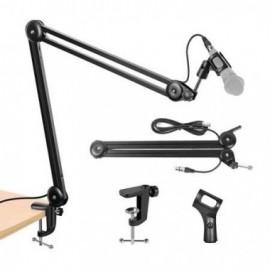 Synco MA38 ramię mikrofonowe - zintegrowany kabel XLR